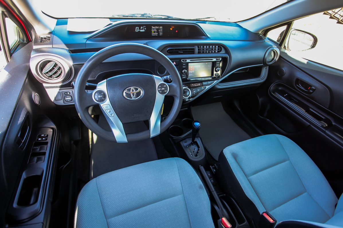 Certified Pre-Owned 2016 Toyota Prius c