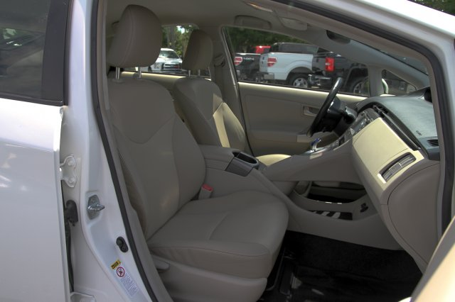 Certified Pre-Owned 2012 Toyota Prius Four