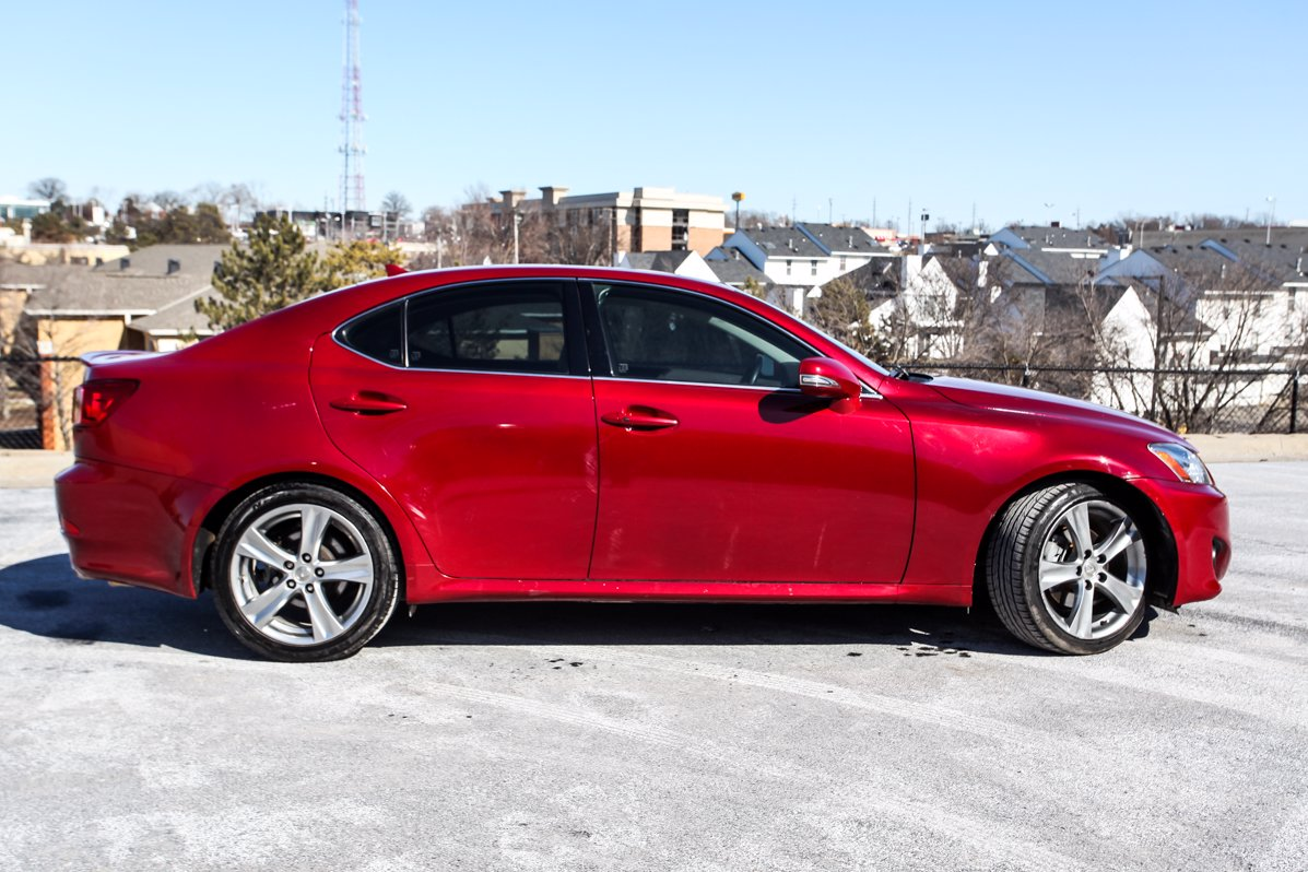 Certified Pre-Owned 2013 Lexus IS 250 4DR SPT SDN RWD A