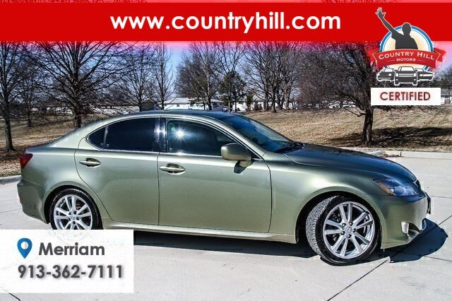 Pre-Owned 2007 Lexus IS 250 4DR SDN SPT AT