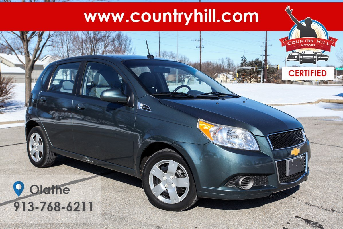 Certified Pre-Owned 2011 Chevrolet Aveo LT w/1LT