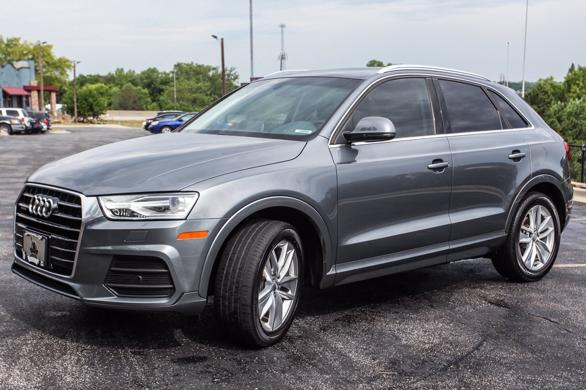 Certified Pre-Owned 2017 Audi Q3 Premium Plus