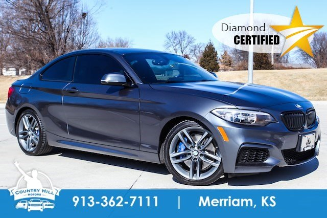 BMW Series I Dr Car In Merriam Country Hill Motors - Bmw 228i 2013