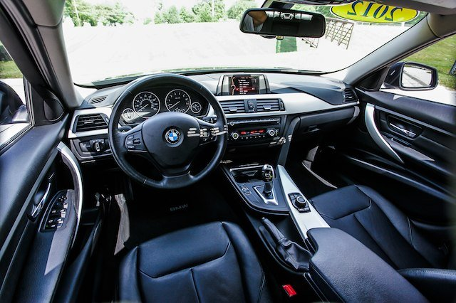 Pre-Owned 2012 BMW 3 Series 328i
