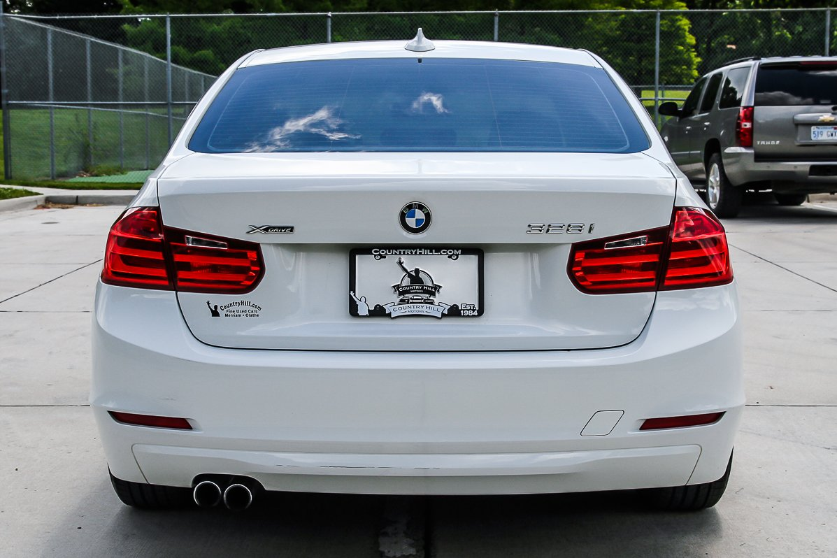 Certified Pre-Owned 2013 BMW 3 Series 328i xDrive