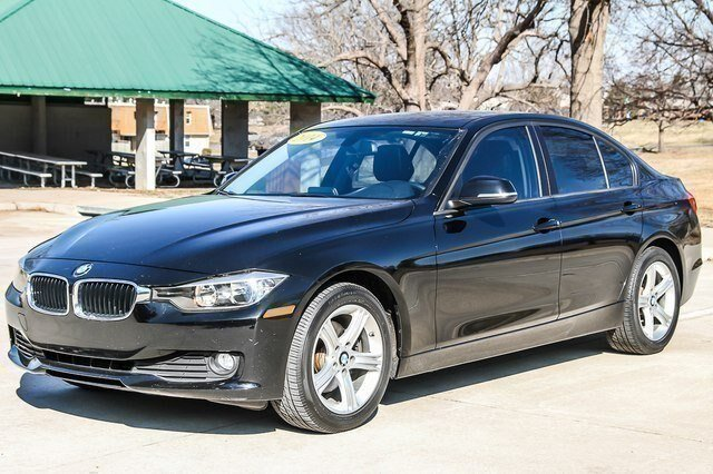 Certified Pre-Owned 2014 BMW 3 Series 328d
