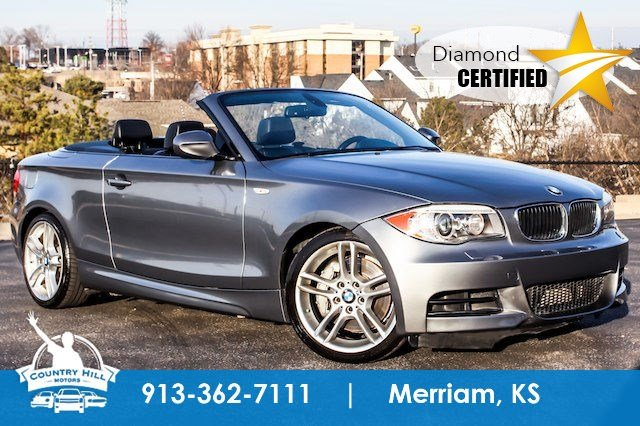 2012 BMW 1 Series 135i Convertible in Merriam #26183 | Country Hill ...