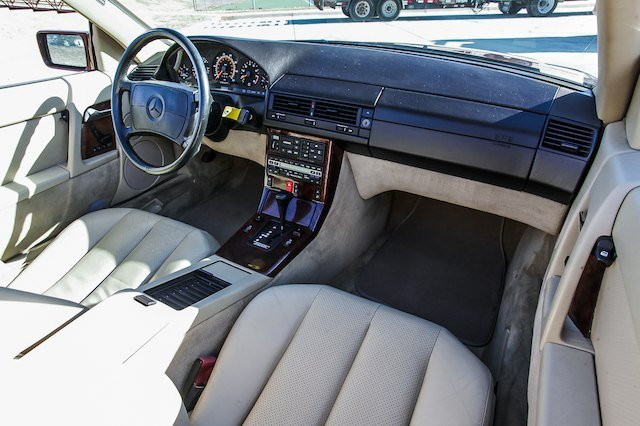 Pre-Owned 1990 Mercedes-Benz 300 Series 300SL