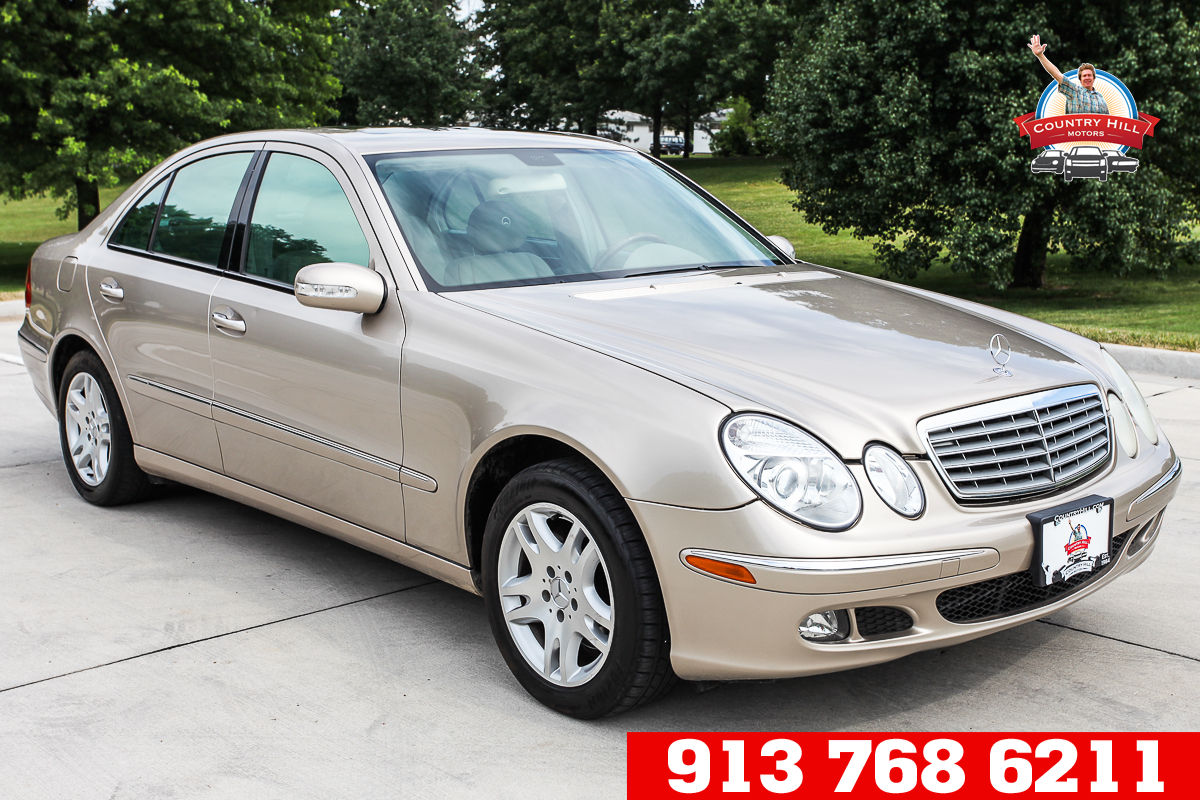 Pre-Owned 2006 Mercedes-Benz E350 4DR SDN 3.5L
