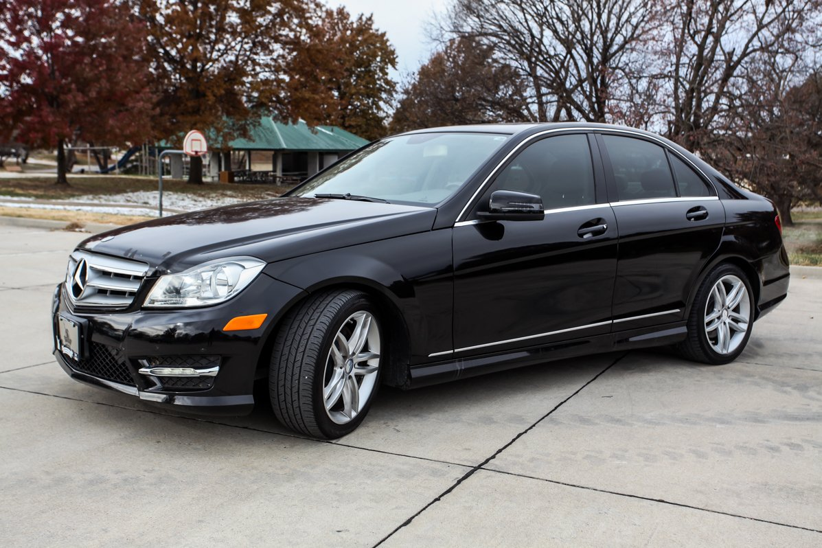 Certified Pre-Owned 2013 Mercedes-Benz C-Class SPORT