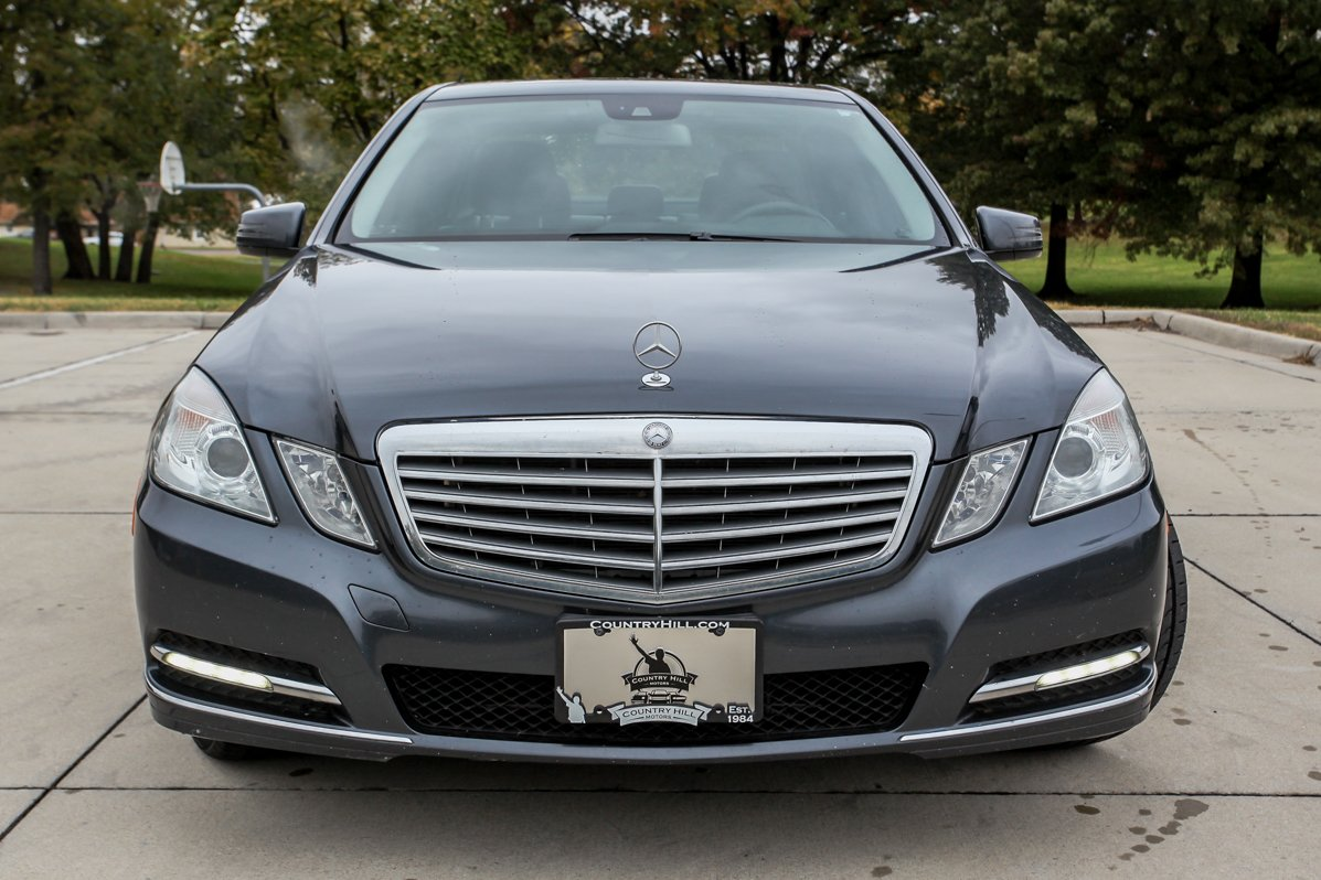 Certified Pre-Owned 2013 Mercedes-Benz E-Class