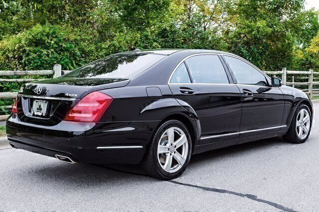 Certified Pre-Owned 2011 Mercedes-Benz S-Class S 550