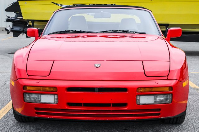 Certified Pre-Owned 1990 Porsche 944 S2 2DR COUPE