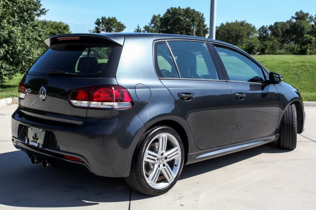 Certified Pre-Owned 2012 Volkswagen Golf R